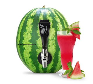 FOR THE HOSTESS Fruit Keg Tapping Kit