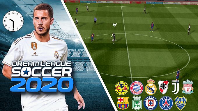 Antes del Lanzamiento de Dream League Soccer 2020 OFICIAL Debes Probar Estos Juegos De Fútbol Gratis Sin Internet