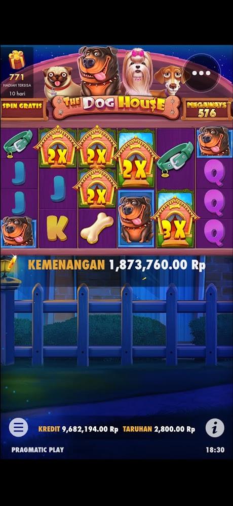 Cheat Slot Online Terpercaya Gunakan ID PRO SLOT Di Terbuktimenang!