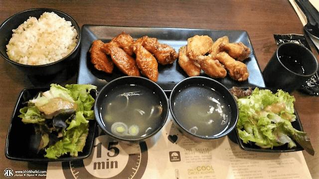 Kyochoon 1991, 36-Hours Food Trail, Sky Avenue,