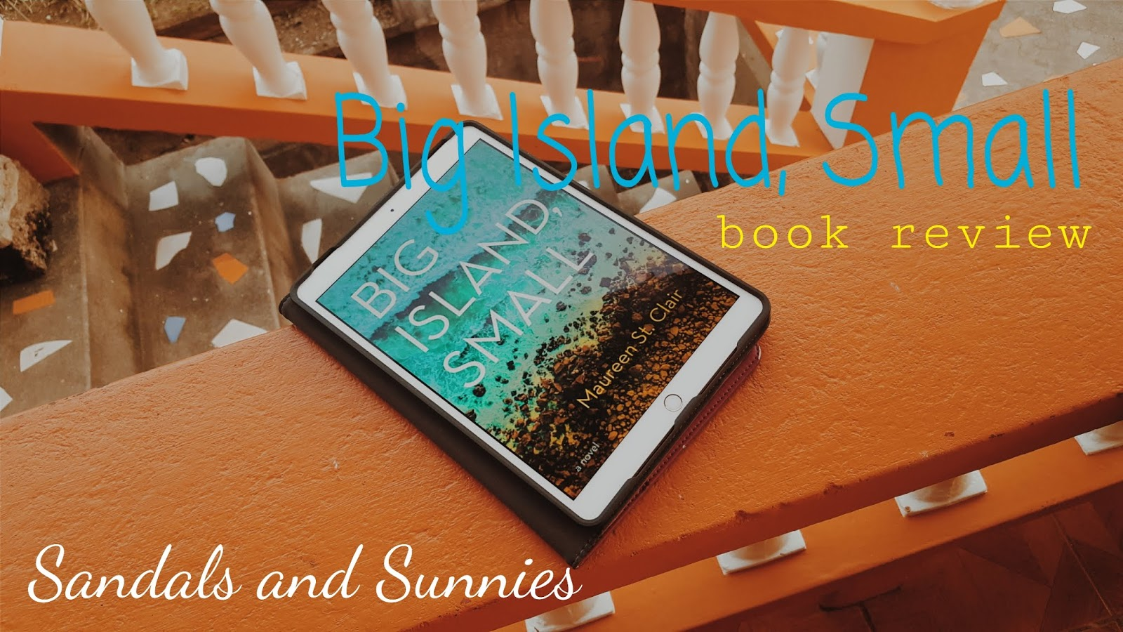Big Island, Small by Maureen St. Clair :: A Critical Book Review