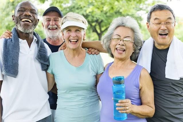 how to stay healthy as you get older