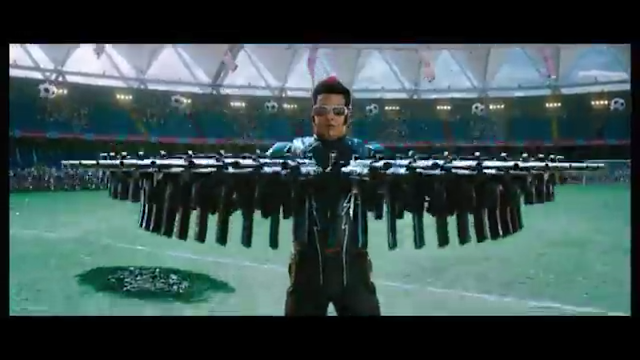 Rajnikant's Robot 2.0 teaser is out