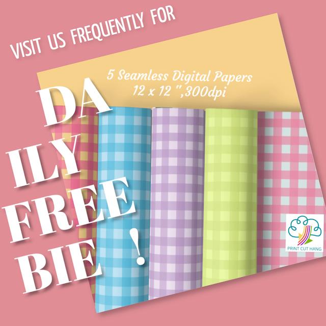 Daily Freebie Day 34