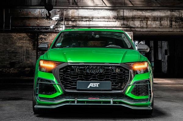 Audi RS Q8 preparado por ABT
