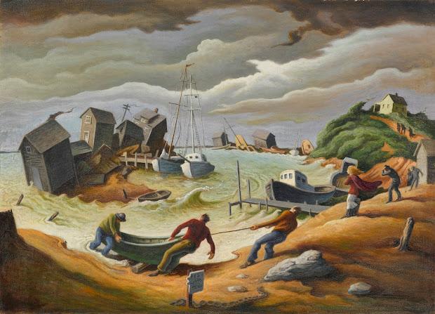 Art History Thomas Hart Benton Auction Sotheby'