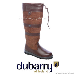 Sophie, Countess of Wessex style Dubarry Galway Country Boot