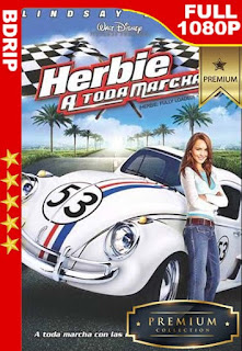 Herbie : A Toda Marcha (2005)  [1080p BRrip] [Latino-Inglés] [GoogleDrive]