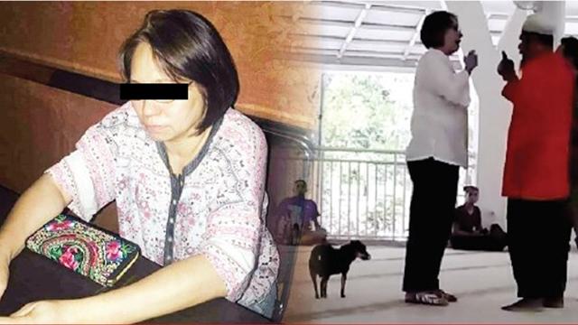 Wanita Pembawa Anjing ke Masjid Dirawat, Ini Kata Pihak Rumah Sakit