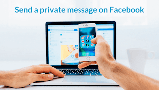 How To Send Private Message On Facebook - Sending private Facebook Messages