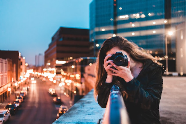 66 Creative Photography Blog Names