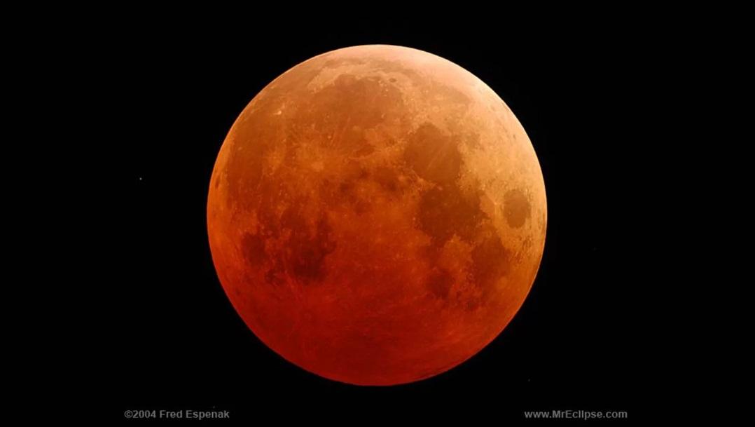 خسوف القمر الدموي، خسوف القرن !