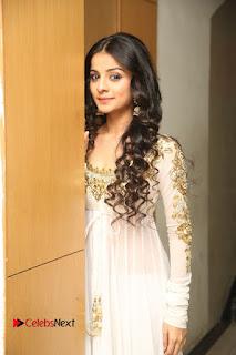 Telugu Actress Mahima Makwana Stills in White Desginer Dress at Venkatapuram Movie Logo Launch  0117.JPG