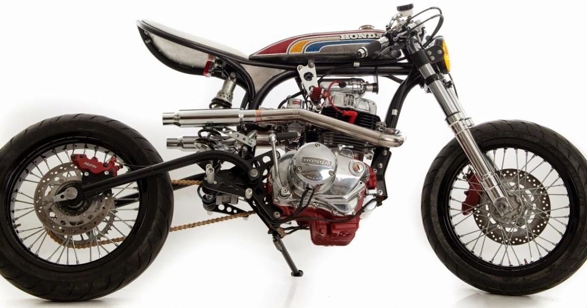 CB400 SF (ホンダ NC42 2014) スタイリング&ディティール HONDA CB400 SUPER ... |Honda Cb400 2014