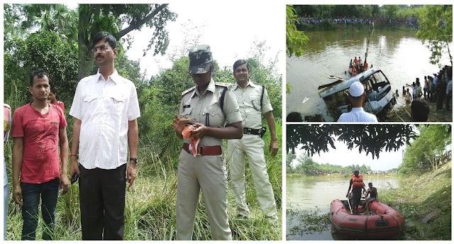 BNN Exclusive : बस हादसे के बाद आज सुबह घटनास्थल पर क्या हैं ताज़ा हालात
