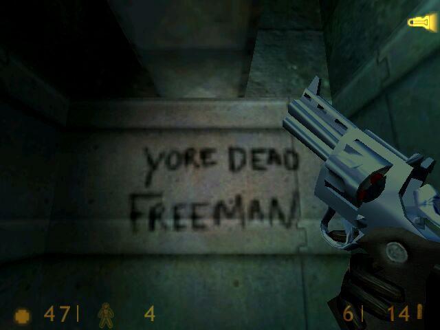 Half-Life Valve 14