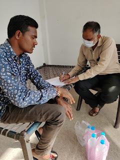 केसुर - सादलपुर क्षेत्र के आस-पास हो रहे अवैध मिलावटी डिजल विक्रय का भण्डाफोडा