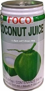 Foco coconut juice water