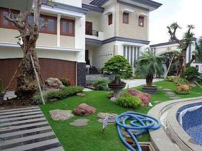 Taman Klasik tropis www.jasataman.co.id