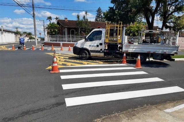 Secretaria de Trânsito e Mobilidade Urbana promove campanha de conscientização entre motoristas e pedestres