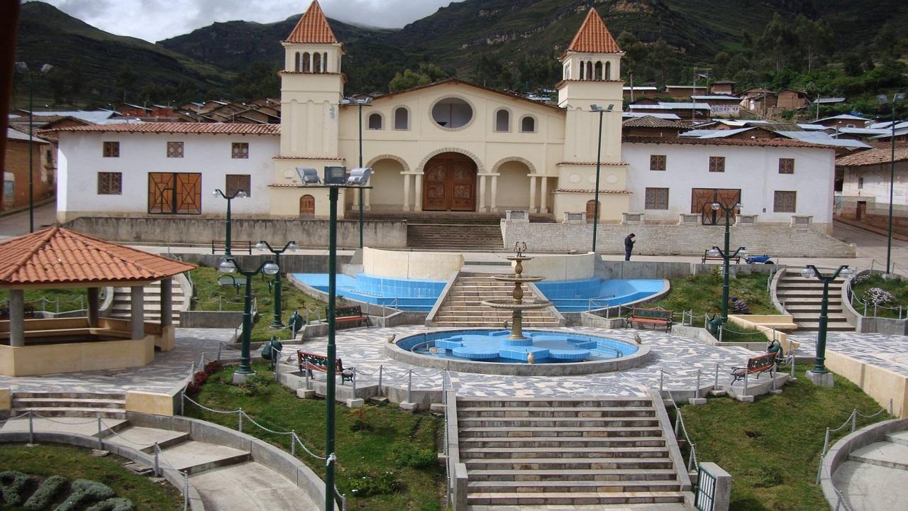 distrito de Huacachi