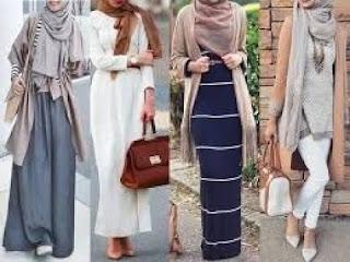 صور ملابس للحجاب مميزه