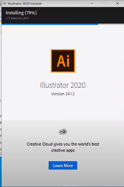 Hướng dẫn cài đặt phần mềm Adobe Illustrator đơn giản và chi tiết có hình ảnh f