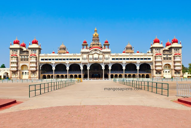 Mysore Palace - 10 interesting facts
