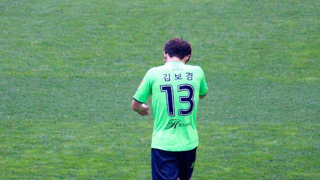 Kim Bo-kyung's gradual return from injury was not enough to inspire Jeonbuk Hyundai Motors to beat Incheon United FC   Photo Credit Howard Cheng