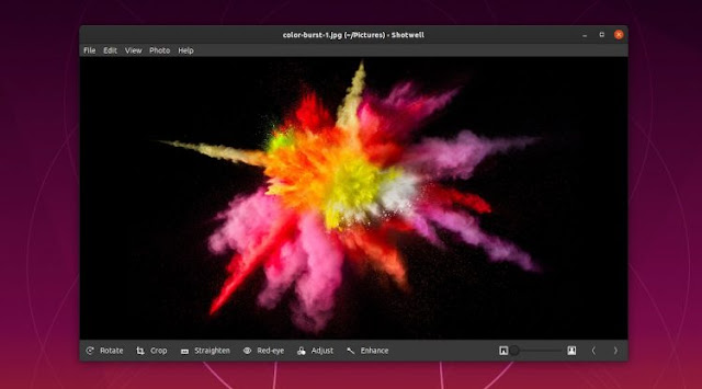 Ubuntu default shotwell