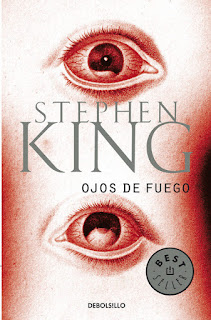 "Reseña: ""Ojos de fuego"" - Stephen King"