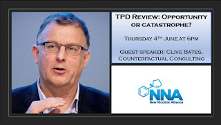 NNA UK Clive Bates TPD review: opportunity or catastrophe ?