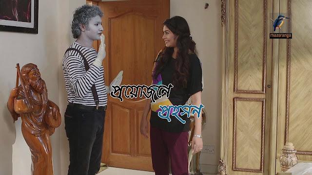 Proyojone Prohoshon (2017) Bangla Natok Ft. Alvi & Sabbir Full HD 720p