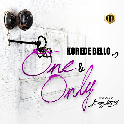 Audio: Korede Bello - One & Only | MP3 Download