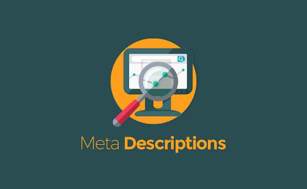 Cara Optimasi Meta Description Untuk Setiap Postingan/Artikel Blog