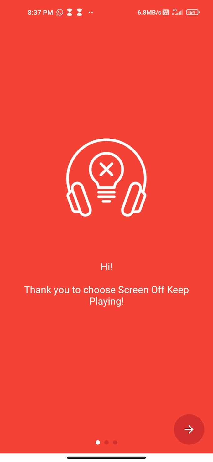 Play Youtube On off screen