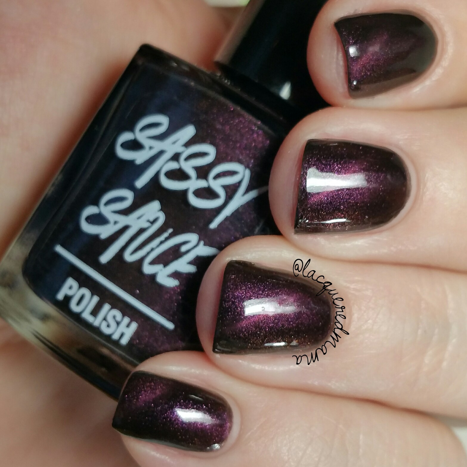 LacqueredMama: Sassy Sauce Polish - March Releases