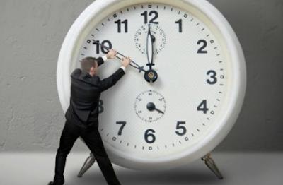 Manajemen Waktu - Atur Waktu atau Waktu yang Mengatur Anda