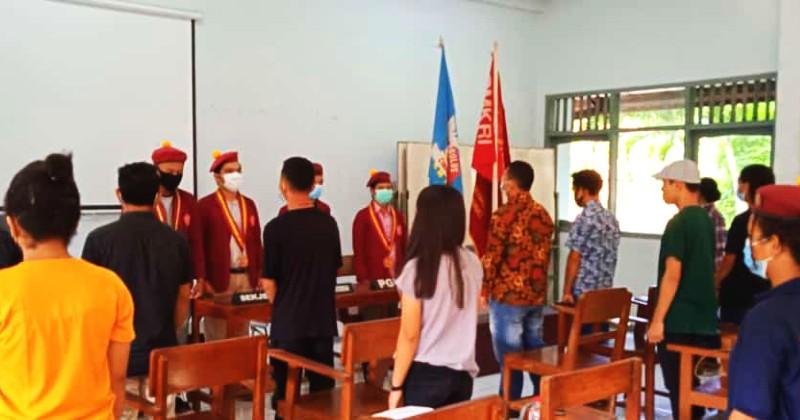 Gelar RUA: Edwardus Rowak Resmi Pimpin PMKRI Surakarta