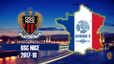 Câu lạc bộ Nice trong mùa giải 2017 - 2018