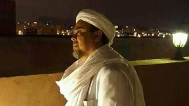 Habib Rizieq: Hati-hati Dugaan Skenario Neo PKI di Balik Penyerangan Syekh Ali Jaber