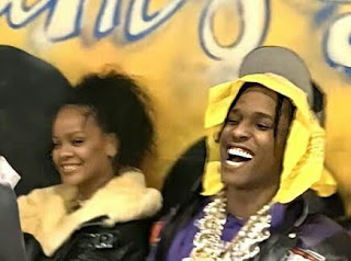 ASAP Rocky and Rihanna Move On Dating ?