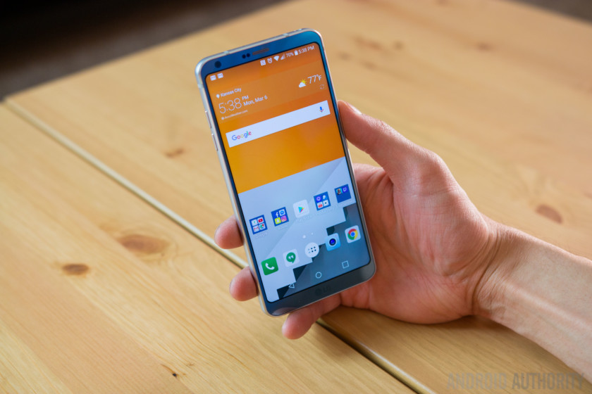 LG G6 LineageOS 15 ROM arrives with Android 8 0 Oreo