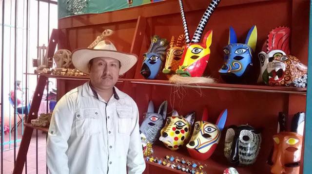 Artesanías de Colima, México