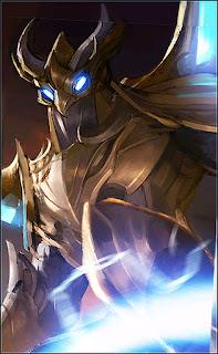 Kaja Nazar King Heroes Tank Support of Skins V1