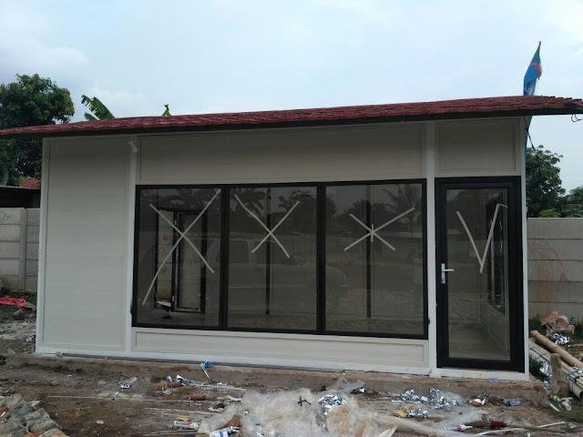 Kantor Pemasaran - Rumah Dijual Di Tangsel - Grand Vilamas Pondok Cabe