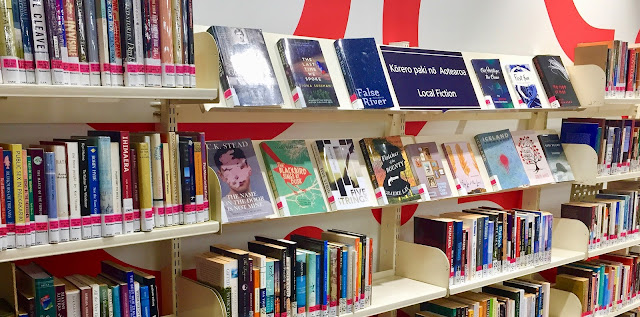 Auckland fiction reference collection at Research Central