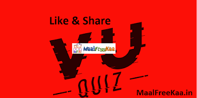VU TV FREE QUIZ