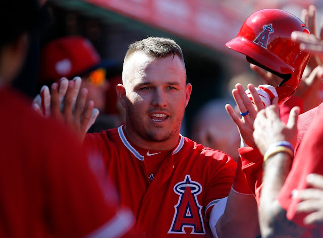 Mike Trout and Angels Said to Agree to $430 Million Deal