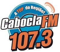 Rádio Cabocla FM 107.3 de Artur Nogueira SP